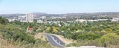 Bloemfontein, capital of the Free State, judicial capital of all South Africa, and birthplace of Tolkien. Free State, Touring, South Africa, Fountain, Dutch, Dolores Park, Places To Visit, Roses, Tolkien