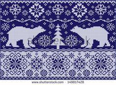 skandinavische strickmuster | Scandinavian Knitting Patterns – Pattern Collections