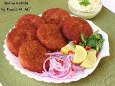 Shami Kababs | Fauzia's Kitchen Fun