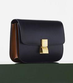 Celine Medium Classic Bag, Black