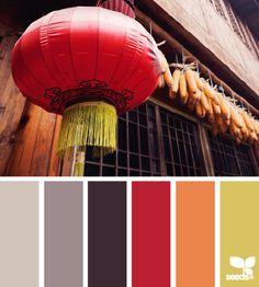 lantern hues