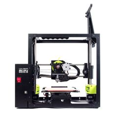 We love the Lulzbot Mini Desktop Printer. Awesome ease-of-use features including auto-bed leveling, auto-nozzle cleaning, an easy carry handle. Perfect holiday present for someone who loves technology! Small 3d Printer, Desktop 3d Printer, Best 3d Printer, 3d Printer Projects, 3d Printer Supplies, 3d Printer Reviews, Gifts For Techies, Techie Gifts, 3d Printing Business