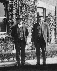 The directors of Worksop & Retford Brewery, 1930