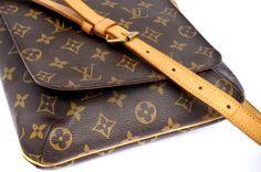 Louis Vuitton Monogram Musette Salsa Women's Shoulder Bag
