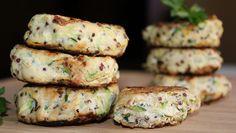 Mini burgers de pollo, quinoa y calabacín - Blog MASmusculo