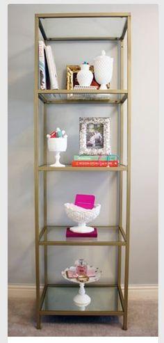 #DIY #ikea #shelf #hack #paint #home #style #decor #shelf
