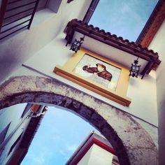 Calle de Oliva. Valencia, by Luis Alfredo Díaz.