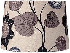 Clover Flower Drum 14-Inches-H Lamp Shade -eurostying website