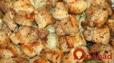Vynikajúci Kebab v rúre!