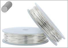 Sterling Silver 18 Gauge Dead Soft - Round Wire 1.02mm 1oz  approx. 12ft