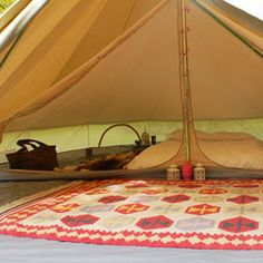Room divider for bell-tent. Lose use of pole. 5m Bell Tent, Tent Room, Tent Stove, Portable Mattress, Canvas Tent, Garden Office, Outdoor Fun, Glamping, Playroom