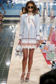 Thom Browne Spring 2017 Ready-to-Wear Fashion Show - Eliza Baker