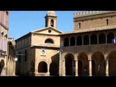 MARCHE - OFFIDA Uno dei Borghi più Belli d'Italia [full HD] - YouTube