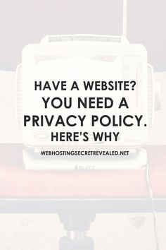Have a website? You