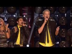 "pentatonix's accapella mash-up of ""since you been gone"" and ""forget you"""