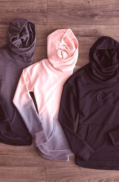 Strut your stuff in effortless style and lightweight comfort with CALIA by Carrie Underwood Hoodies. Antimicrobial and wicking properties keep you fresh, while a funnel neck with hood adds coverage and sophisticated style. | CALIA by Carrie Underwood