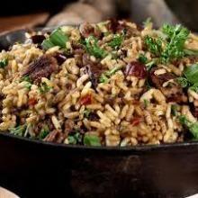 Creole Dirty Rice | Louisiana Kitchen & Culture