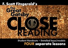 a comparison of the movie and book version of the great gatsby by f scott fitzgerald Meet f scott fitzgerald's iconic character jay gatsby in this video from the  american masters film novel reflections on the american  after reading a few  chapters of the book, ask students:  what differences might the story have if it  were told by another character  do all the same characters appear in each  version.