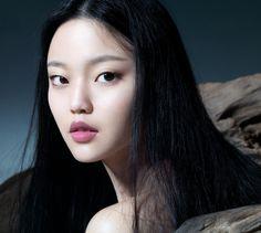 """koreanmodel: """" Vita Kan for Joyce Spring 2014 campaign """""""