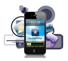 >> Apps & Mobile    Aktuell nutzen mehr als 10 Mio. Smartphone-Besitzer in Deutschland mobile Angebote. Dabei zählen handyoptimierte Websites mehr und mehr zum Standard. Zugang bilden klassische Medien wie z.B. Anzeigen mittels QuickResponse-Codes (QR). Mehrwert für Kunden bieten Firmen durch Apps mit angepassten Inhalten.     Gerne widdern wir das für Sie!
