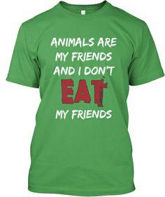 Proud Vegan!