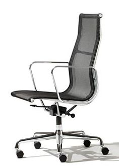 Eames Aluminum Group - Executive Chair - Herman Miller