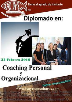 @IxoyeConsultore #finanzas DIPLOMADO EN COACHING PERSONAL Y ORGANIZACIONAL * 28 de enero del 2016 * Altamira Sur, Caracas  * + 58 (212) 312.53188 / + 58 (424) 135.9965 * Mastergerencial@isoyeconsultores.com * Web: http://www.ixoyeconsultores.com * Twitter: @IxoyeConsultore #caracas #planificación