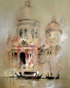 Painting by John Lovett