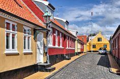 Ronne, Bornholm, Denmark by Szymon Nitka, via Flickr