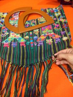 Handmade bags MONA