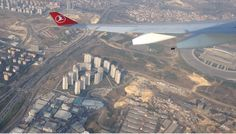 Turkish Airlines - Take-off @ Istanbul Atatürk Airport | Havayolu 101
