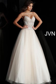Designer Prom Dresses and Gowns for 2019 - JVN by Jovani 02cfc8b48