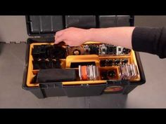 GoPro in Tool Box storage: GoPro Tips and Tricks - YouTube