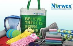 Some small changes you can make with Norwex to improve your life and create a healthy environment.