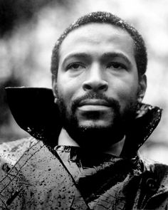 Marvin Gaye (April 2, 1939 – April 1, 1984),  on April 1, 1984, as Marvin was seated on his bed talking to his mother, Gaye's father shot at Marvin twice. The first shot, which entered the right side of Gaye's chest, was fatal, having perforated his vital organs.