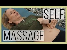 Exercise For Constipation, Relieve Constipation, Yoga Videos, Workout Videos, Exercise Videos, Relieve Gas And Bloating, How To Massage Yourself, Healthy Diet Tips, Self Massage