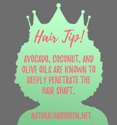 Natural Hair, Hair Care, Hair Tip, Natural Hair Inspiration #healthyhair #naturalhair #hairtips #hair