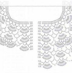Crochet Vest Pattern Knit Crochet Crochet Patterns Crochet Baby Booties Baby Girl Crochet Crochet For Kids Baby Knitting Hand Embroidery Baby Dress Image gallery – Page 377528381262495945 – Artofit Crochet Bolero, Crochet Vest Pattern, Crochet Diagram, Crochet Stitches, Knitting Patterns, Knit Crochet, Crochet Patterns, Crochet Ideas, Baby Girl Crochet