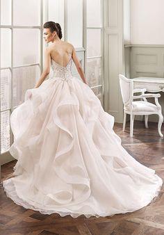 Eddy K CT154 Wedding Dress - The Knot
