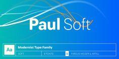 Font dňa – Paul Grotesk Soft