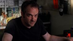 Mark Sheppard.... on.... I don't care where.... just take me Mark! I'm all yours!