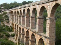 Aqueduct at Tarragona