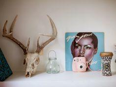 Grace Jones, Chez Roseanna, pour ELLE © julie ansiau
