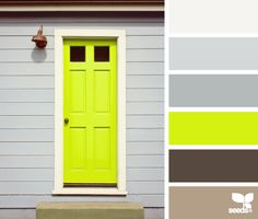 Door Brights~Design Seeds