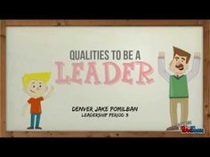 Explains and shows some major qualities that a leader may need to have a good leadership experience. Credits: PowToon and Promo Presentation Music Created us...