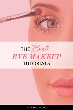 To show our dedication and devotion to eye makeup, we compiled a list of our best tutorials that cover everything from eyeliner and cat eye tricks to brow-shaping how tos and neutral eye shadow looks. Get ready to play up those peepers!