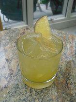 Candy Apple Cocktail - Veev Acai Spirit Halloween Cocktail
