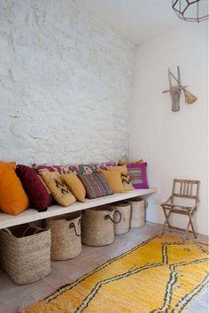 cusicni decorazione mediterranea. Mallorca