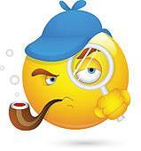 Sherlock Holmes emoji!