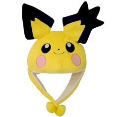 Pokemon: Pichu Aviator Costume Hat Pokémon
